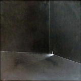 Artist: Dilip Chobisa<br> Title : Untitled<br> Medium: Graphite on canvas<br> Size : 18 x 18 inch