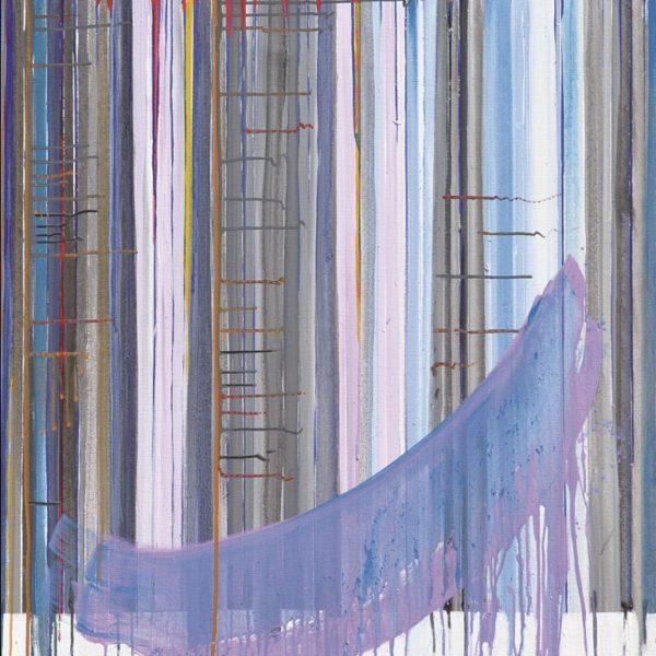 Kalicharan Gupta, Metropolitan Series, Acrylic on canvas, 33 x 36 inch, 2012 (2)