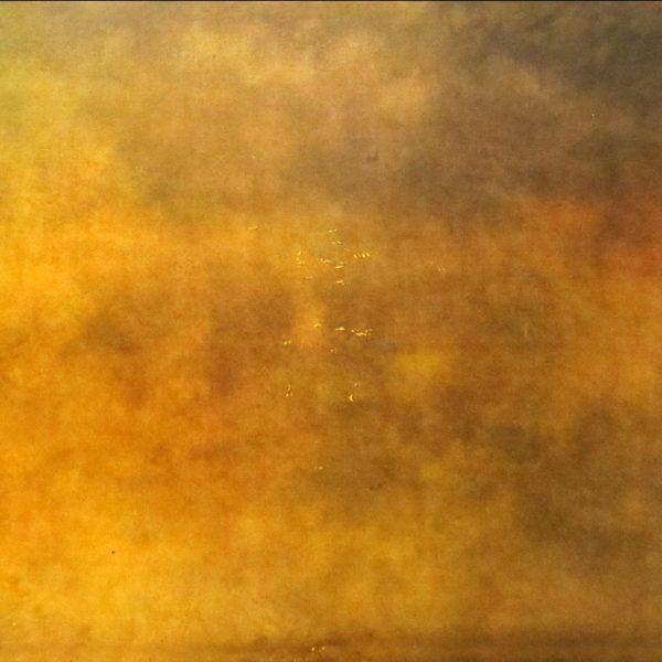 Pandit khernar, Untitled, Oil on canvas, 60 x 71 inch